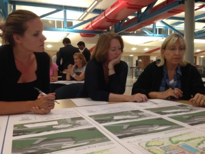 Alexandrians weighing in on layouts to incorporate a new pool at Chinquapin Swim Center