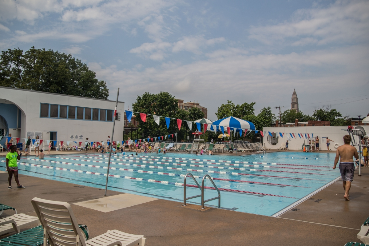 Free bus service to the old town pool advocates for alexandria aquatics Swimming pools in alexandria va